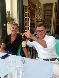 Emile and Olga Strunc